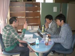 学習相談会の写真1