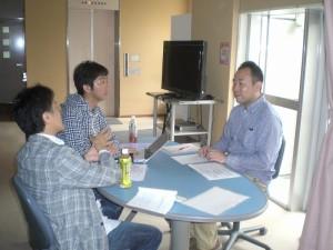 学習相談会の写真2