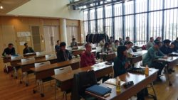 OG・OG交流会 in 上野区民館401